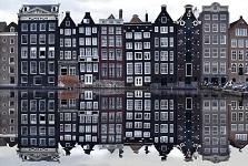 Flyers laten verspreiden Amsterdam